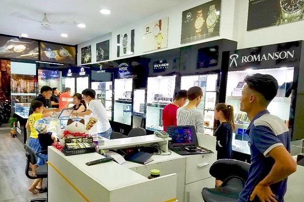 shop đồng hồ uy tín tại Đà nẵng