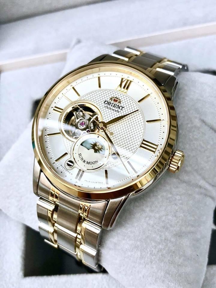 Cửa hàng đồng hồ orient chính hãng