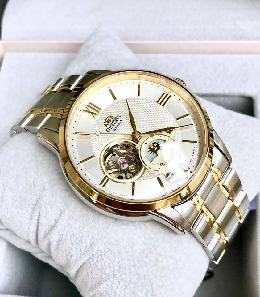 Cửa hàng đồng hồ orient đẹp