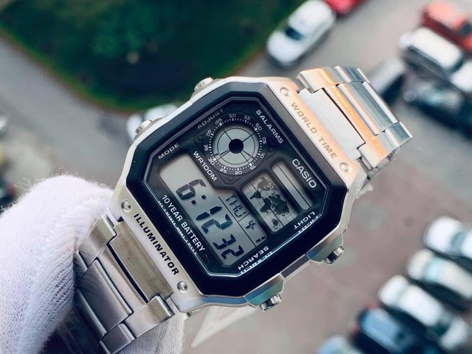 đại lý đồng hồ casio