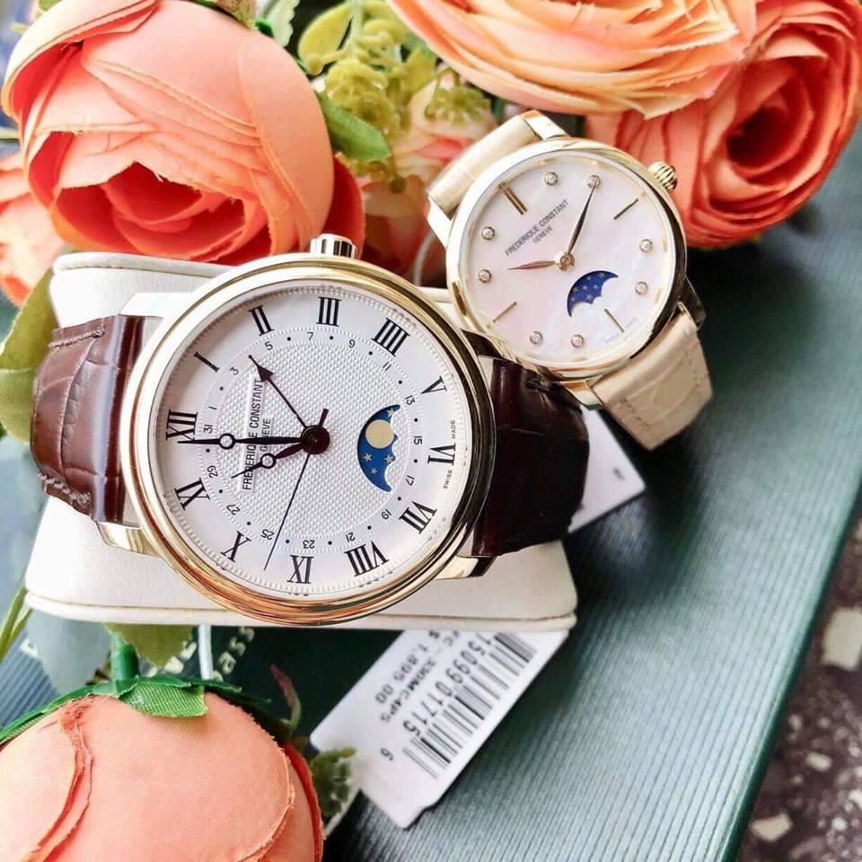 Đại lý đồng hồ frederique constant