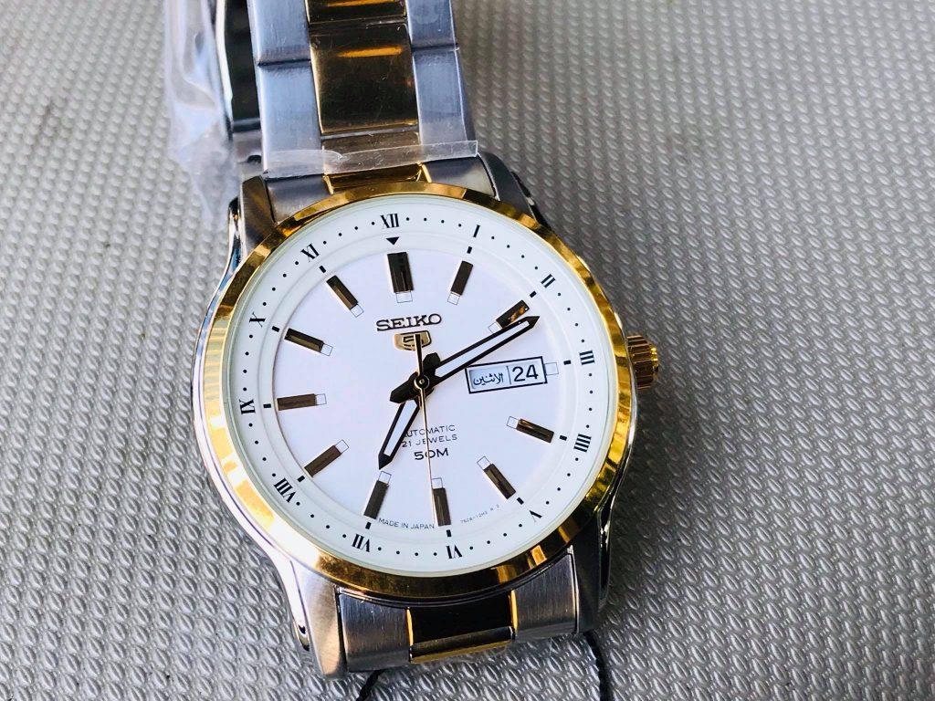 Đại lý đồng hồ seiko