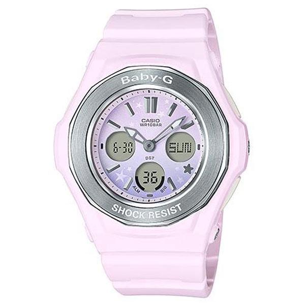 Đồng hồ baby G màu hồng