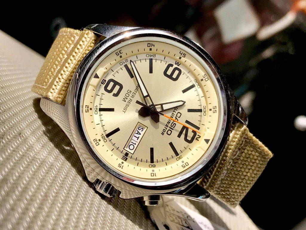 đồng hồ casio đẹp