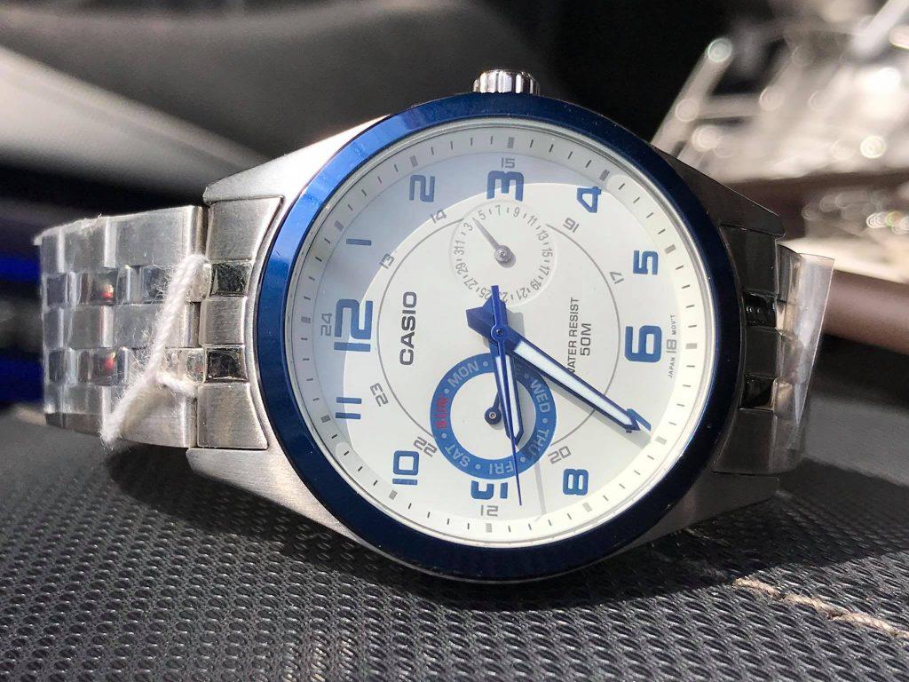 đồng hồ casio mới nhất