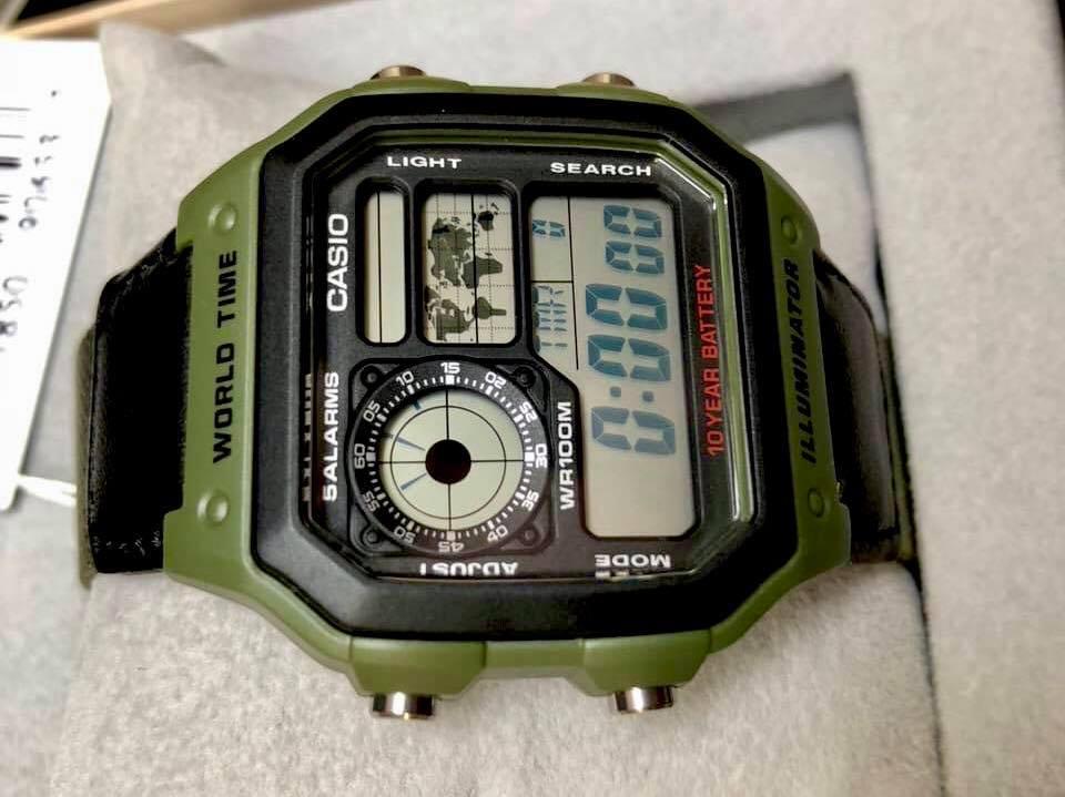 đồng hồ casio nữ giá rẻ