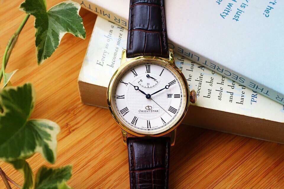 Đồng hồ orient xịn