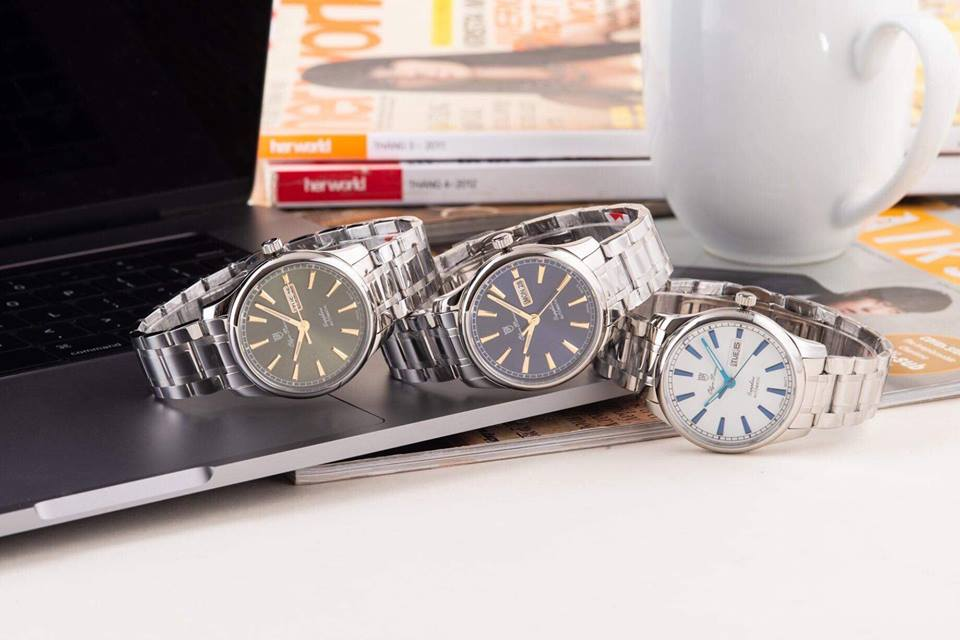 mẫu đồng hồ nam được ưa chuộng nhất