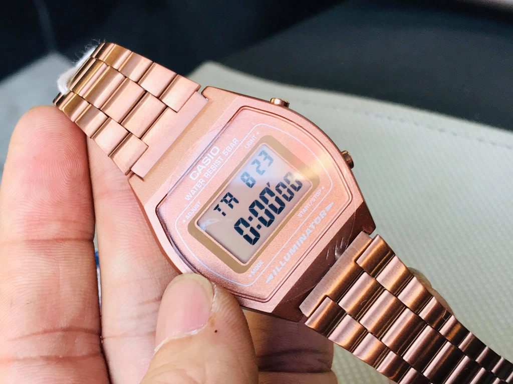 đồng hồ casio real