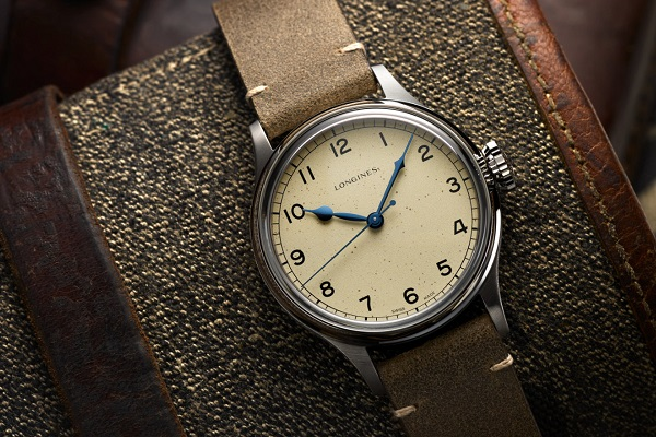 thương hiệu đồng hồ Longines