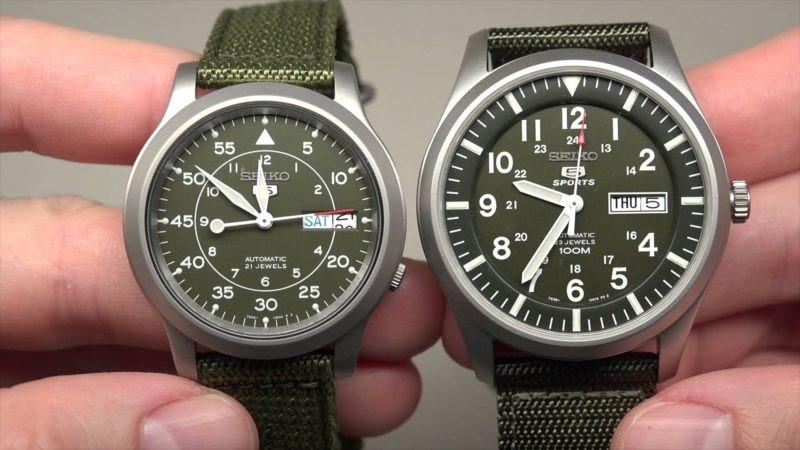 Cách chỉnh giờ đồng hồ Seiko Nhật