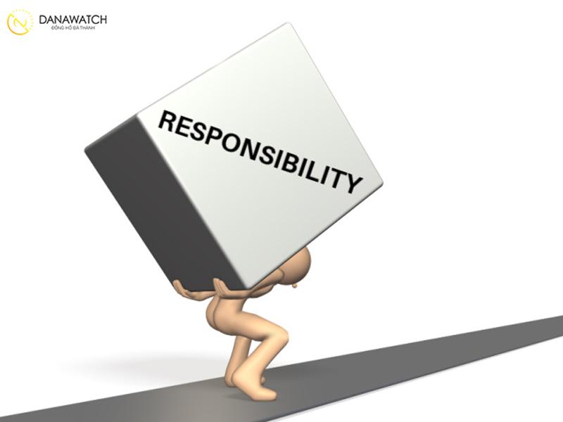 Phương pháp đầu tiên - Sự trách nhiệm